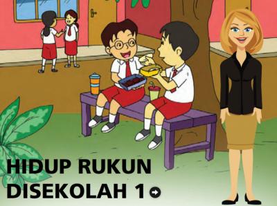 Primaindisoft Belajar Hidup Rukun Di Sekolah 1